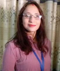सुनिता चुँदाली