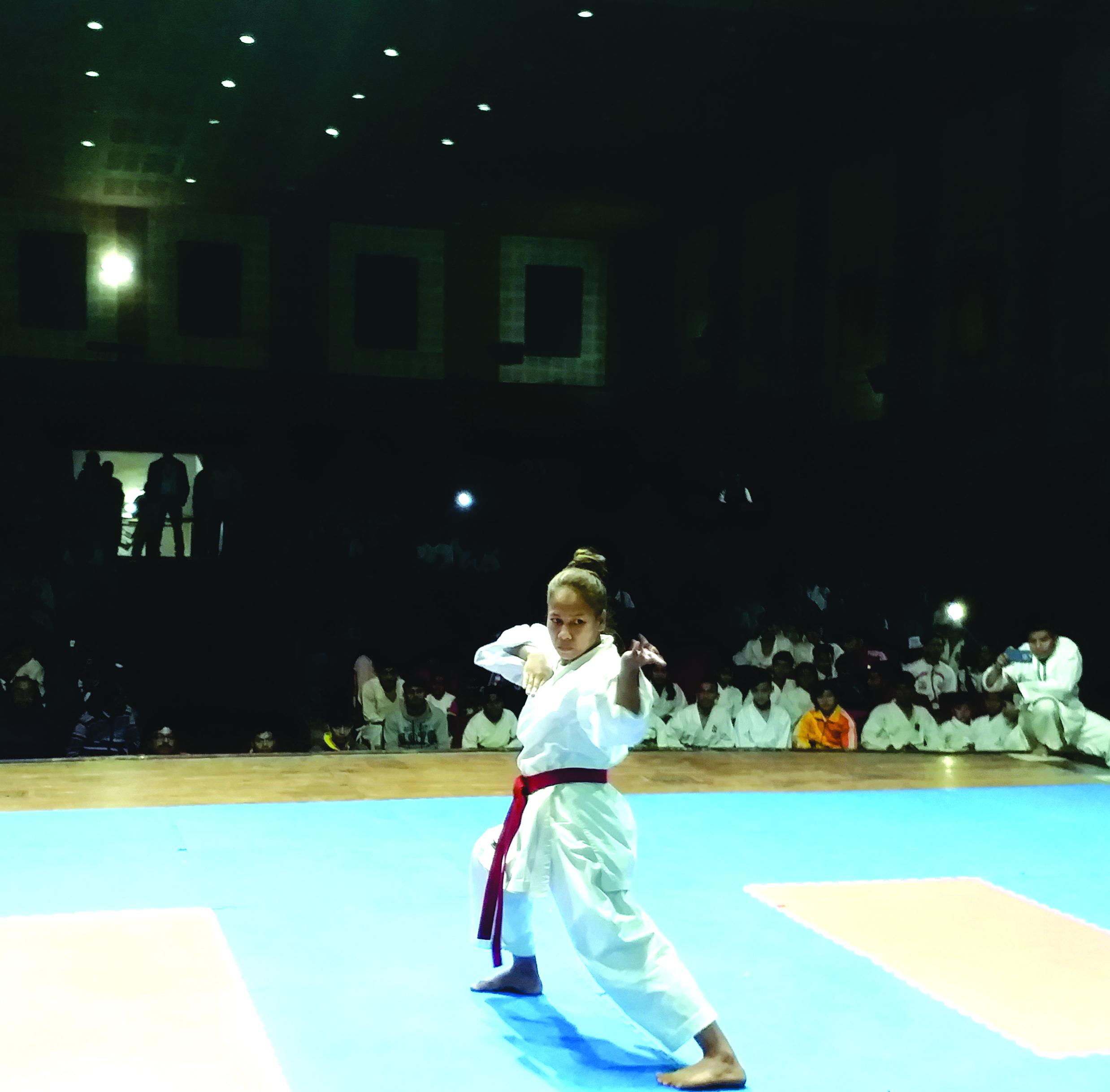 नेपाललाई स्वर्ण पदक