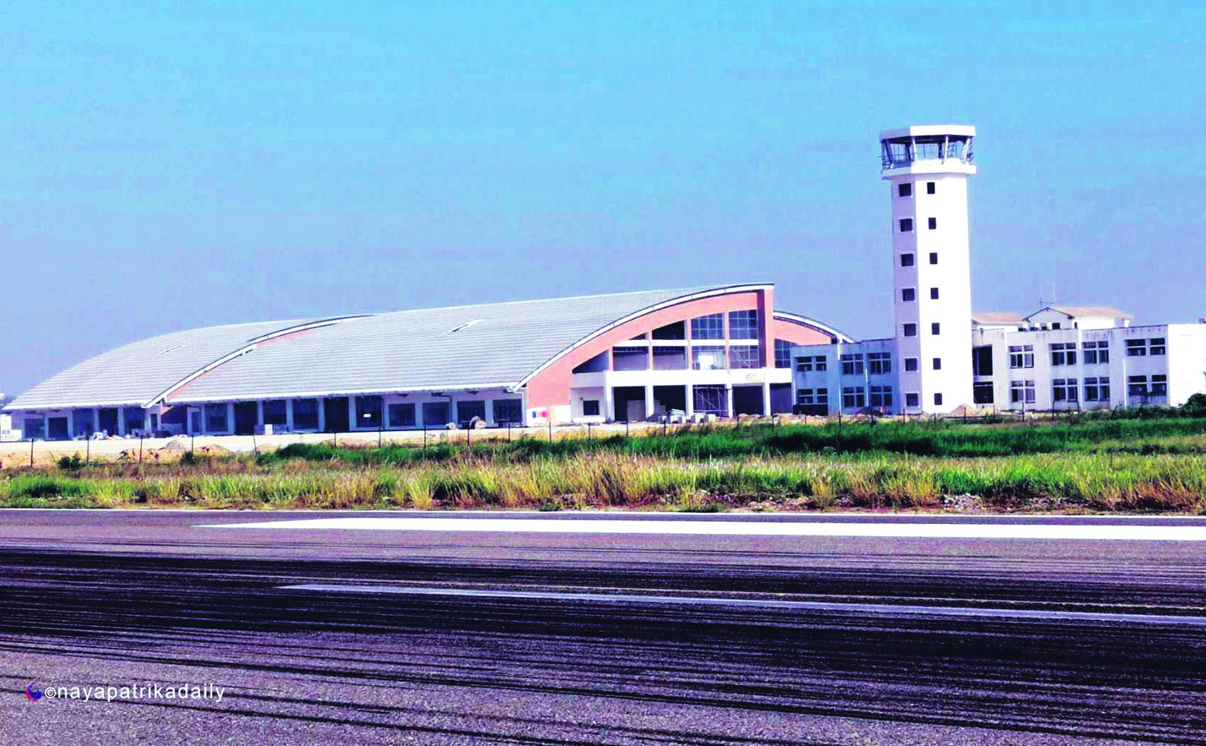 दोब्बर समयमा पनि तयार भएन गौतमबुद्ध विमानस्थल