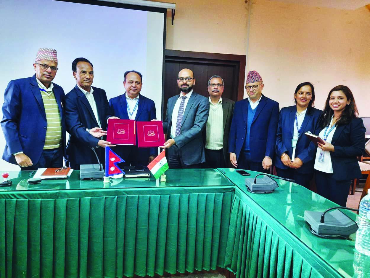 नहरपुर माविलाई साढे चार करोड सहयोग