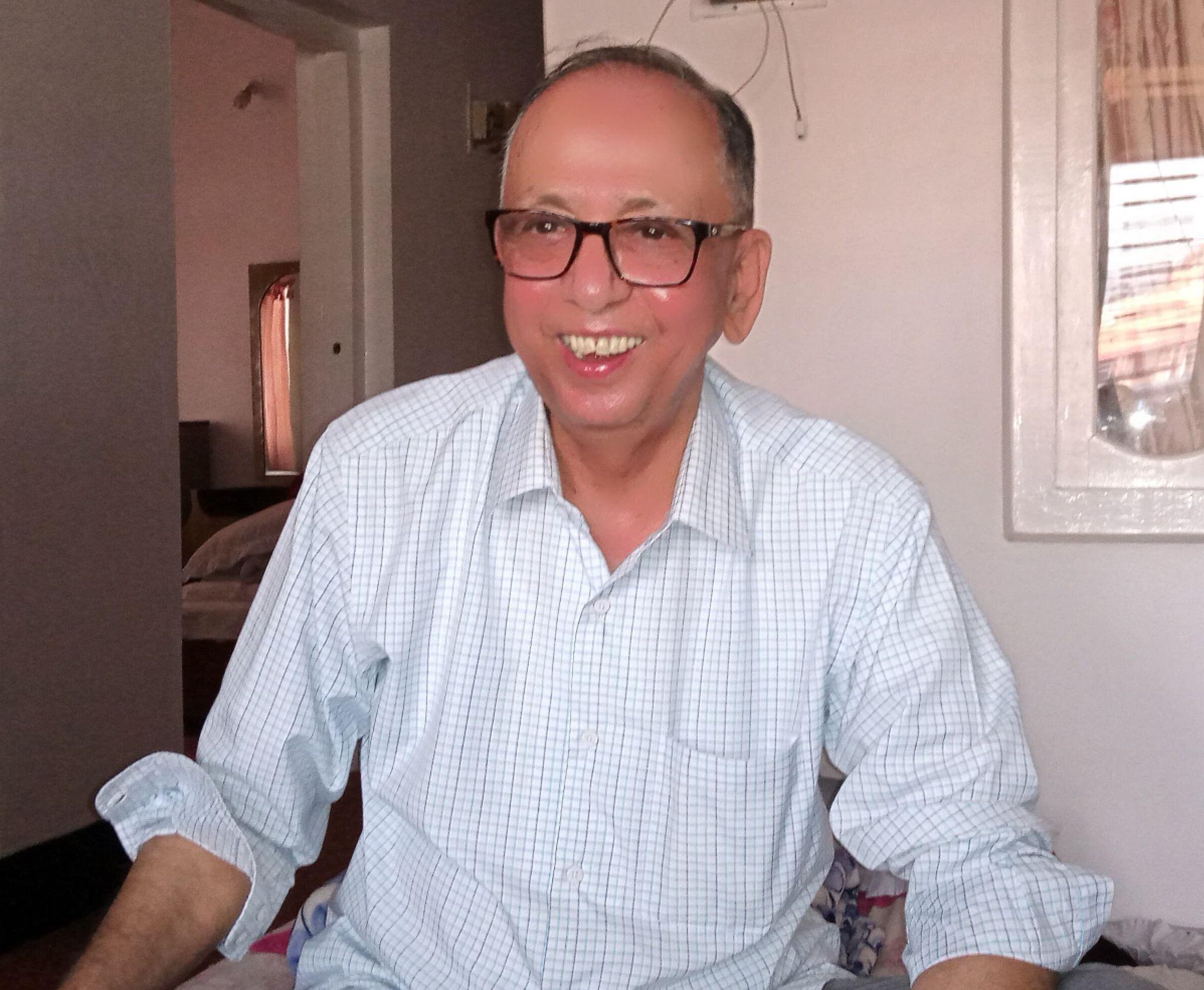 पार्टी र व्यापारिक पत्रकारिता हावी भयो – मदनलाल पौडेल (अन्तर्वार्ता)