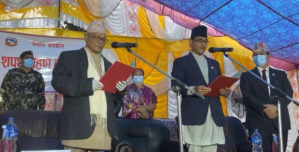 केसी बने लुम्बिनीको मुख्यमन्त्री